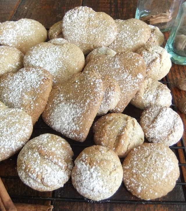 Chai Biscuits