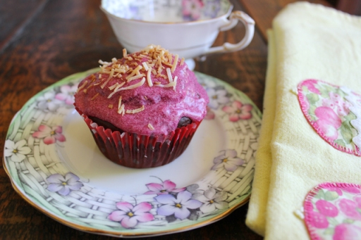 Chocolate & Beetroot Cupcakes