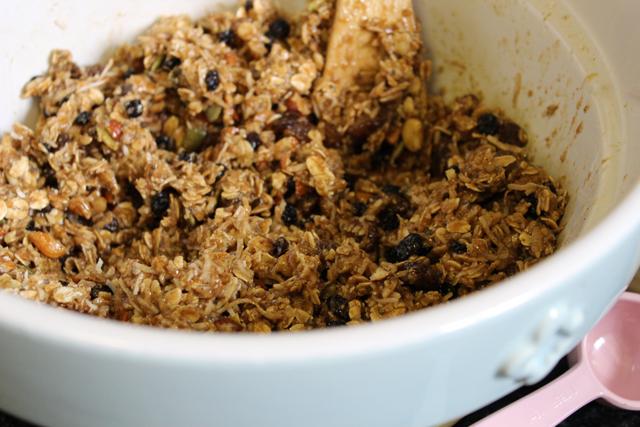 Granola Biscuits